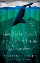 Forside boka What would animals say if we asked the right questions